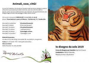 Animali Cose Città